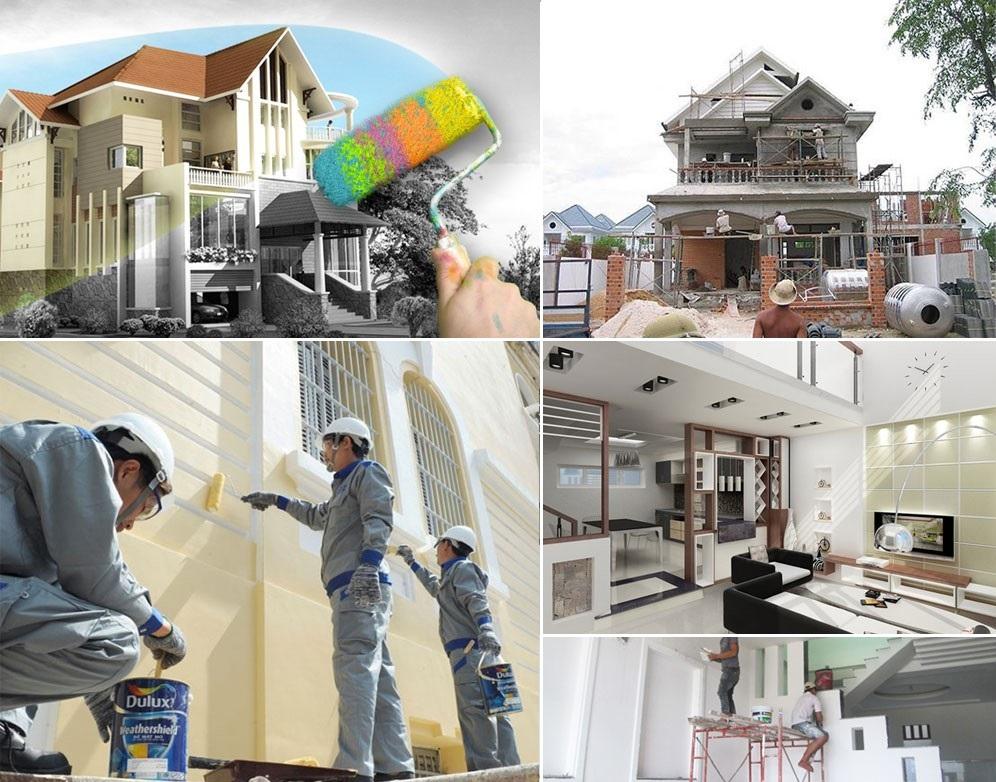 dịch vụ sửa nhà