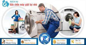 Thợ sửa chữa máy giặt tại TPHCM