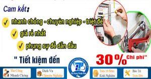 Thợ sửa điện tại nhà TPHCM nhanh nhất