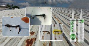 Cách xử lý mái tôn bị dột
