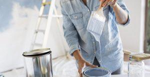 3 sai lầm tai hại khi sơn nhà