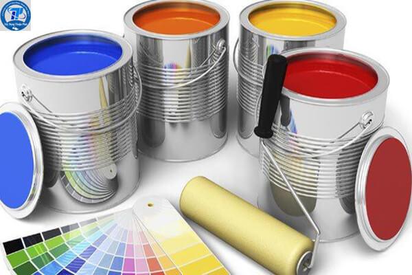 Thùng sơn 18 lít sơn được bao nhiêu m2. Công thức tính chuẩn nhất