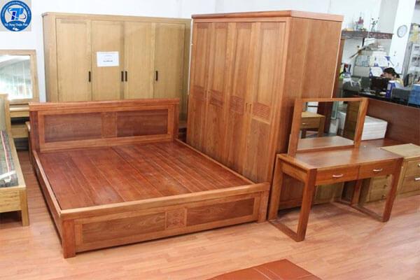 Sửa chữa tủ gỗ - Các vật dùng bằng gỗ tại nhà