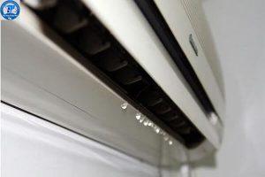 Sửa máy lạnh bị chảy nước đơn giản - hiệu quả
